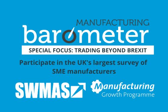 Manufacturers urged to have their say on life after Brexit