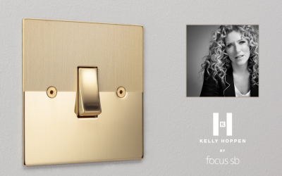 Kelly Hoppen MBE collaborates with Focus SB