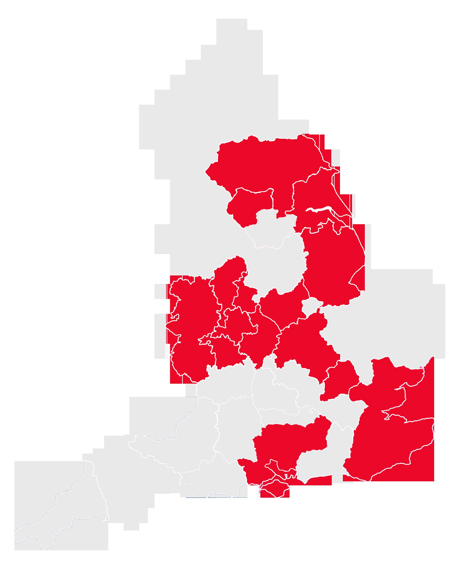 MGP regions