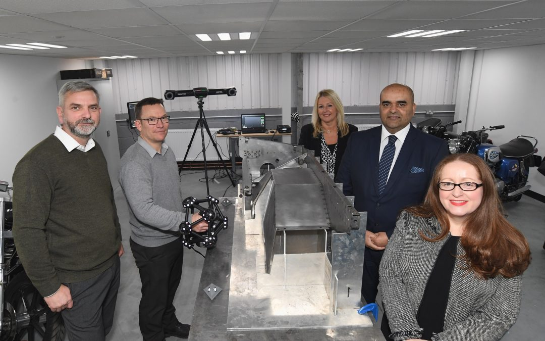 An ambitious Coventry manufacturing business has expanded its workforce after investing over £450,000 in new premises and machinery