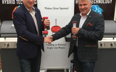 Birmingham barbeque manufacturer invents a plastic-free product line after being inspired by BBC's Blue Planet