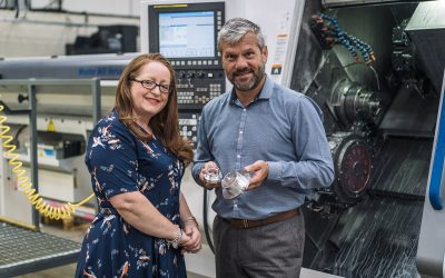 Technoset celebrates 40th anniversary with £700,000 investment and new quality award