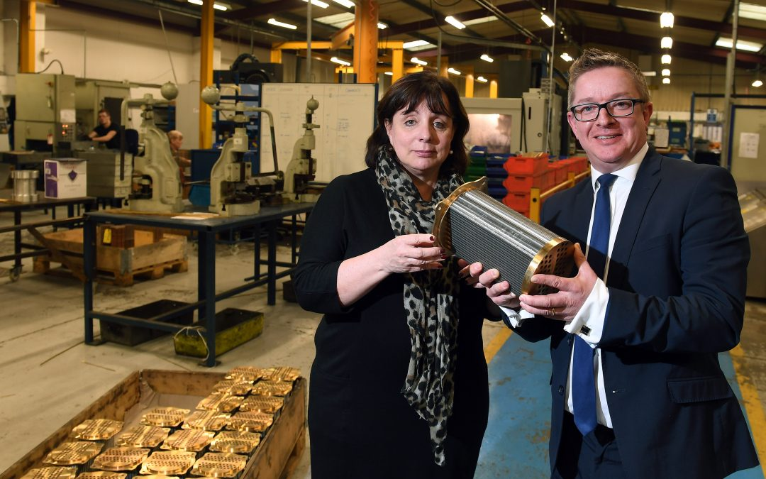 £9.7m manufacturing support package launched to unlock SME potential
