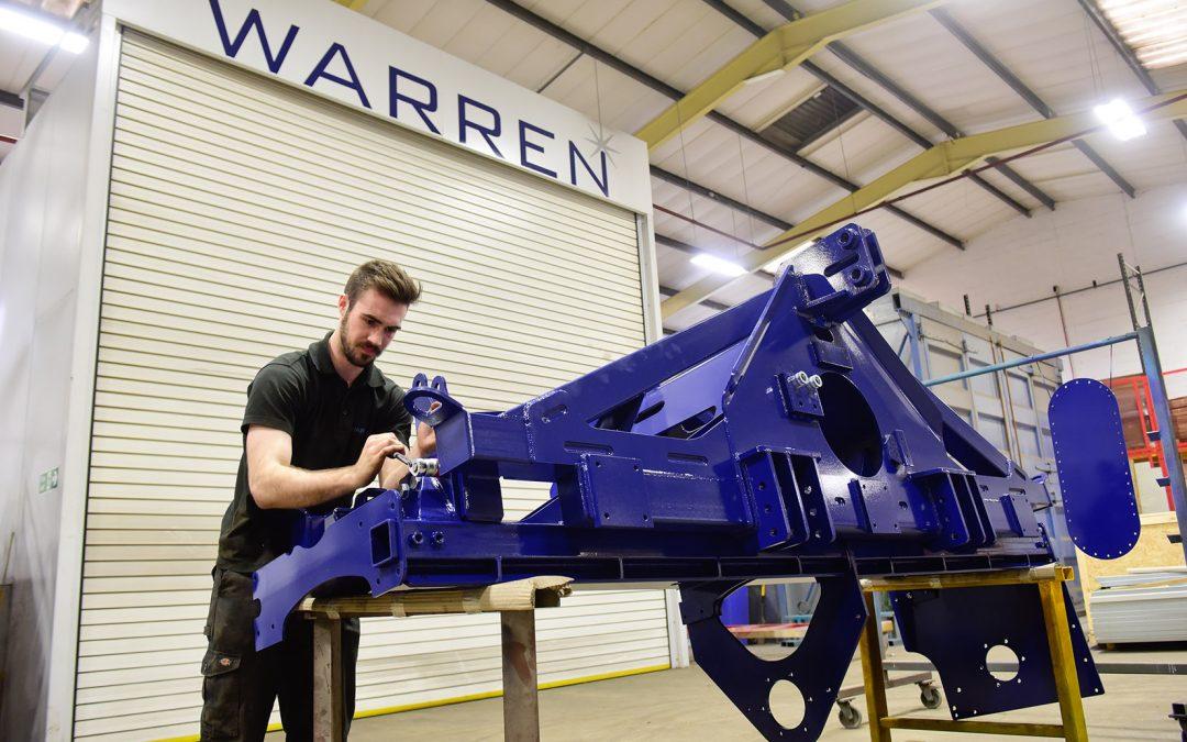 Staff upskilling scheme halves waste at Norfolk manufacturer