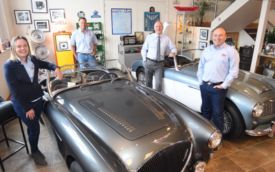 Austin Healey supplier seeing sales accelerate